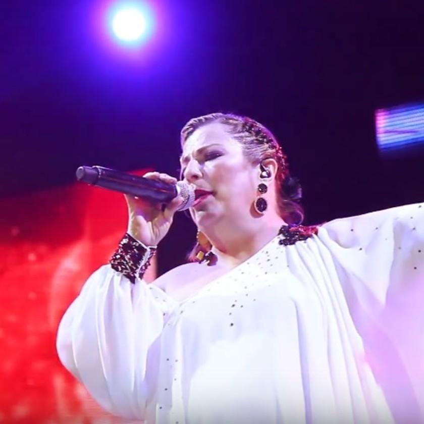 Concierto Margarita la Diosa de la Cumbia